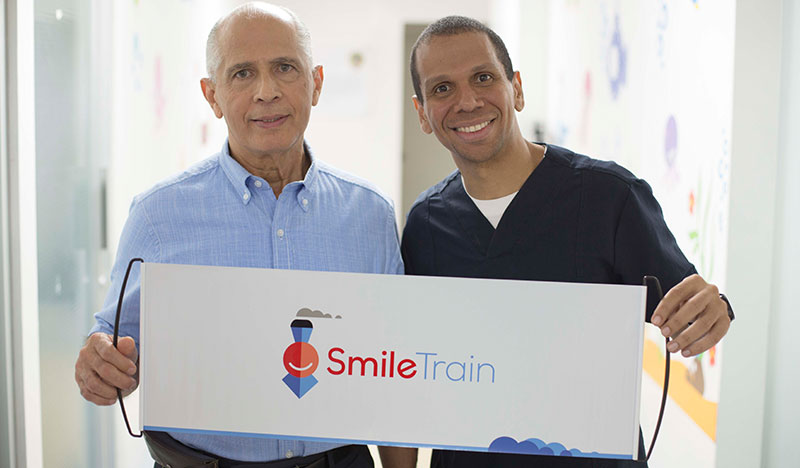 Smile Train partners Panama